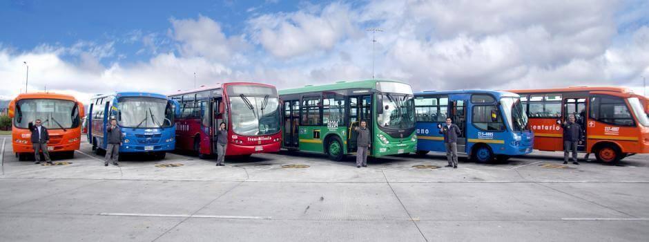 Rutas TransMilenio Rutas SITP
