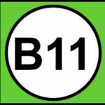 B11 TransMilenio
