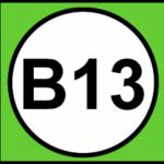 B13 TransMilenio