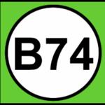 B74 TransMilenio