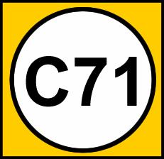 C71 TransMilenio