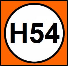 H54 TransMilenio