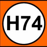 H74 TransMilenio