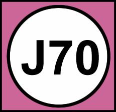 J70 TransMilenio